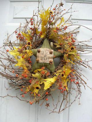 Rustic Halloween,