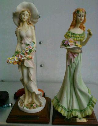 Victorian Statues (2) photo