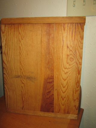 Primitive Wood Bread Board Cutting Board Dough Board Chopping Board Bakers Ends photo