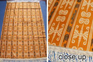 Batik Pua Ikat Wall Hanging Tapestry 44