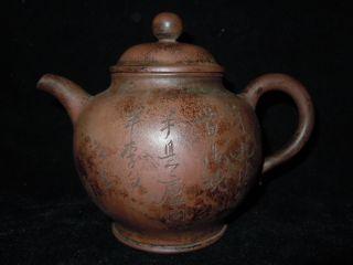 China Yixing Zi Sha Teapots photo