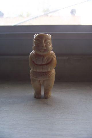 Rare Bone Statue Come L@@k $$$$ photo