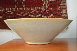 Chinese Bowl,  Pottery,  Large photo