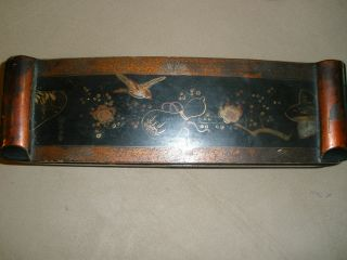 Hand Painted - Oriental Sytle Box photo