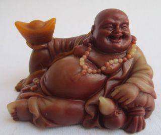 中国古代寿山石手工雕刻 十八罗汉(招财进宝)/9 - 431 photo