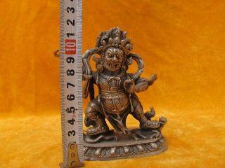 Kuan - Yin Buddha Copper Chinese Old Ancient 12 photo