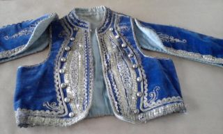 Antique Richly Decorated Ottoman Jacket. photo