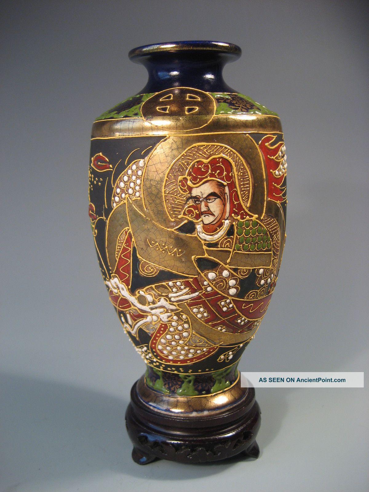 Satsuma vase value images satsuma pottery vase on reviewsmspy