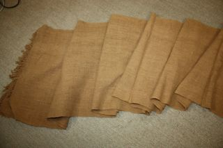 Japaneae Antique Cotton Hand - Spun Textile 1940 - 1980 (1.  71 × 10+1) photo