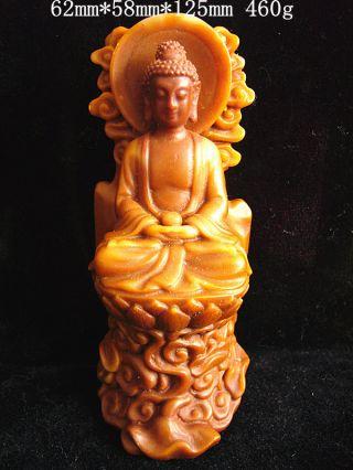 Chinese Shoushan Stone,  Statue,  Goddess Of Mercy Statue photo
