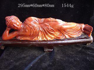 Chinese Shoushan Stone,  Statue Of Laughing Buddha photo