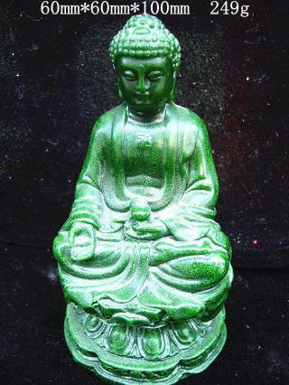 China,  Jasper,  Buddha Statue photo
