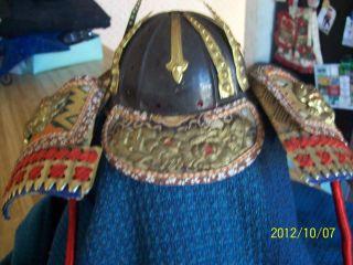 Japanese Miniture Samurai Helmet 4