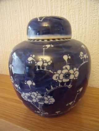 Ginger Jar With Cover photo