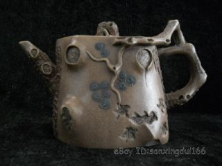 Rare Chinese Yi Xing Zi Sha Teapot 2 photo
