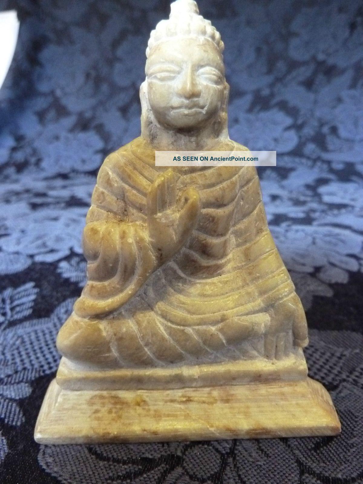 Soapstone Budda Buddha photo