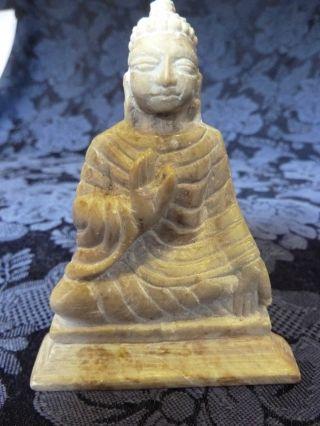 Soapstone Budda photo