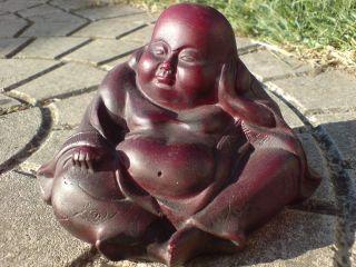 Handmade Meditation Buddha Statue Budda Figurine Sitting Buddah Tibet Art Deco photo