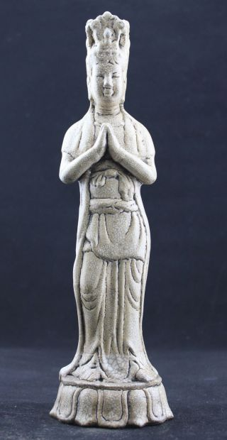 China ' S Rare Buddha Sculpture photo