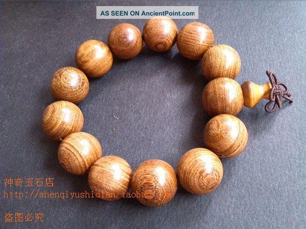Hand carved boxwood beads min enro box frog ebay