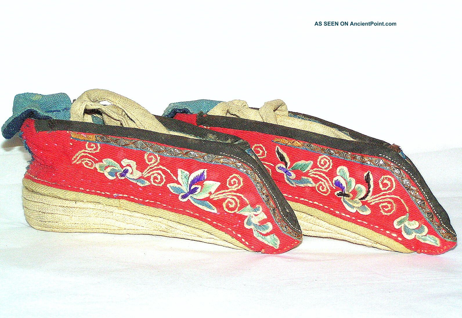 Lotus Shoes Chinese