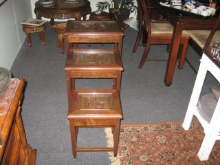 Asian Nesting Tables photo