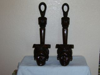 Antique Filipino Hand Carved Water/wine Dippers photo