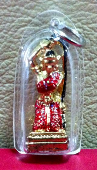 Monther Earth Wealth Rich Lucky Business Charm Thai Amulet photo