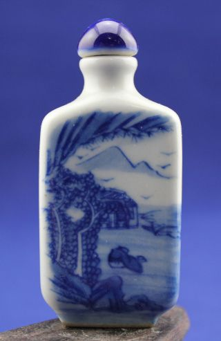 Antiques China ' S Rare Snuff Bottles photo