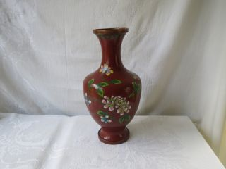 Antique? Chinese Cloisonne Bronze?or Copper Enamel 9