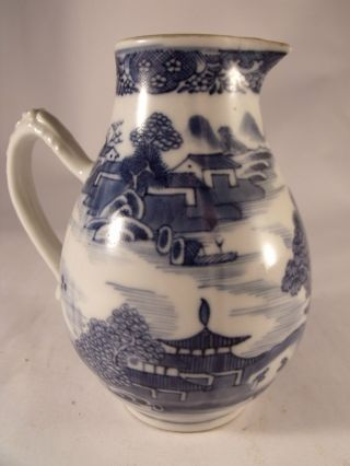 A Charming Late C18th Chinese Porcelain Small Jug photo