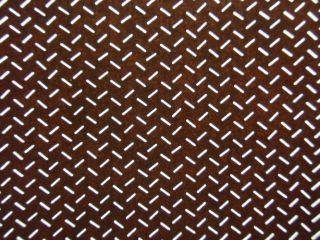 S163 Japanese Katagami Unframed Kimono Stencildiagnal Line Stripes photo