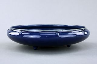 Chinese Cobalt Blue Bowl/brushwasher/censer photo