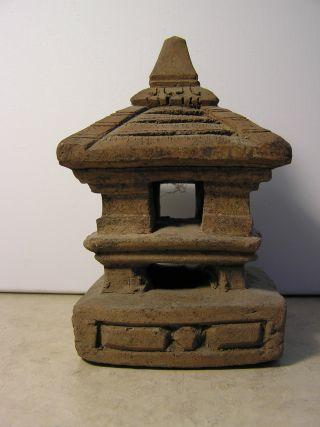 Majapahit Terracotta Temple 14th - 15th Century photo
