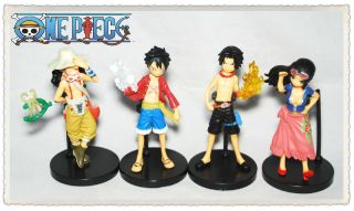 One Piece Figures 3.  5