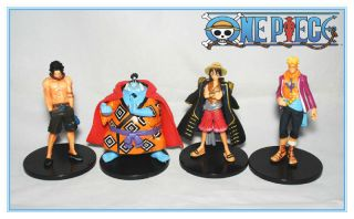 One Piece Figures 4.  5