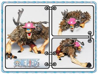 One Piece Limited Edition Chopper 6.  5