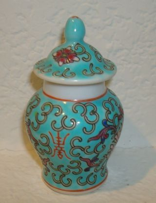 Ceramic Minnie Jar,  Dettachable Lid,  3