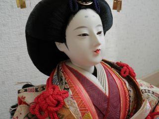 Japan Hina Doll Ohinasama Princess 1970 ' S Model photo