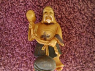 Antique Netsuke 406 Signed photo