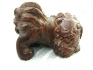 Japanese (foo Dog / Lion) Netsuke
