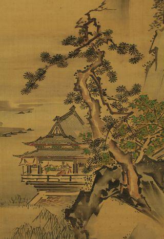Japanese Hanging Scroll : Kano Tsunenobu