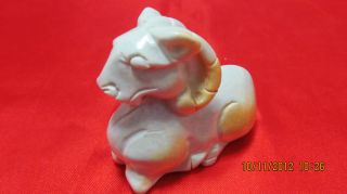 Lovely Chinese Sheep Statue New Arrival For Christmas photo