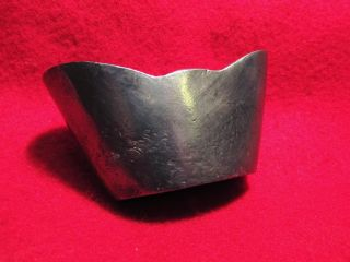Ching - Dyn (manchu).  Silver Ingots (silver Alloy).  Yuanbao 11 Oz. photo