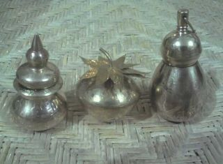 A Set Of Buhur Indonesian Magick Ritual Shamanism Wow photo