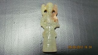 New Chinese Jade Women Statue Carved Design Best - photo
