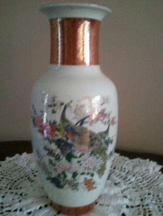 Satsuma - Japan - Vase - 12