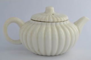 ❤ Orient Old Collectibles Decorated Handwork Delicate Porcelain Tea Pot ❤ photo