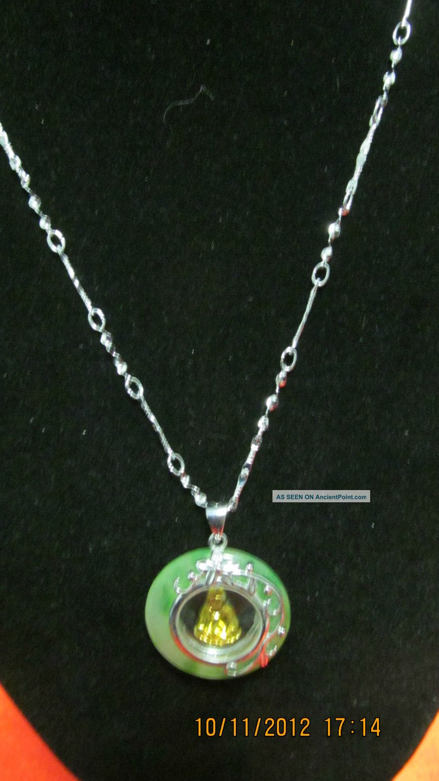 Fancy Gift Chinese Graciously Necklace/pendant Buddha Lucky Promotion Necklaces & Pendants photo