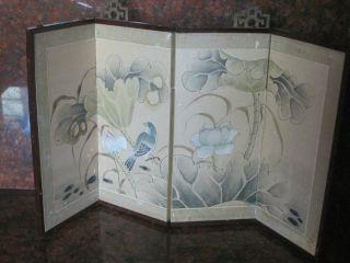 Japanese Miniature Screen photo